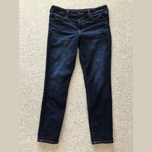 American Eagle Dark Wash Skinny Jean